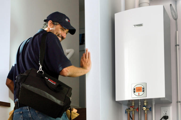 top tankless instant hot water heater guide